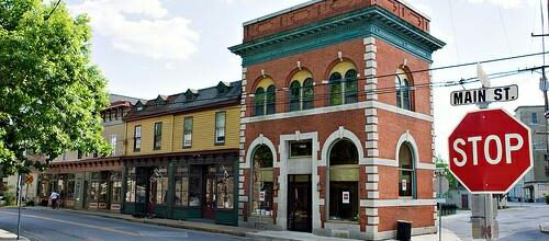 Sykesville Named 'Coolest Small Town in America'